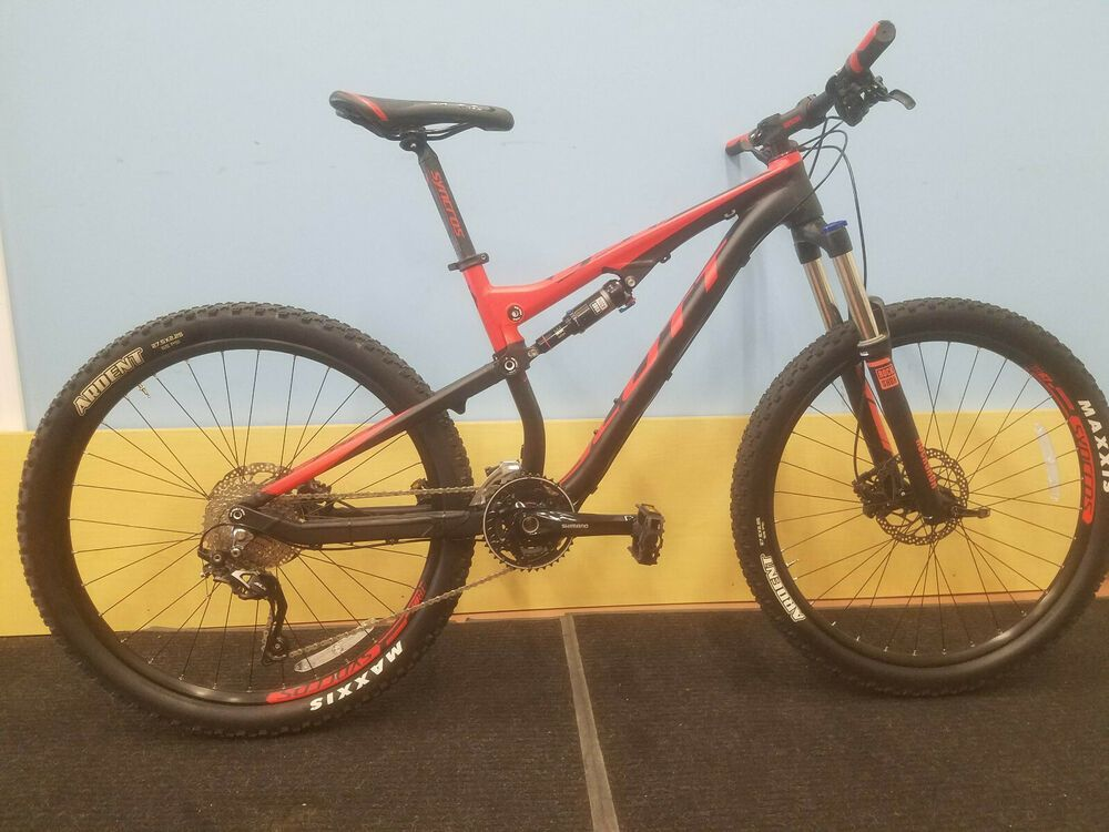 bcfd3da2957 Sponsored(eBay) Scott Genius 750 Full Suspension Mountain Bike Medium
