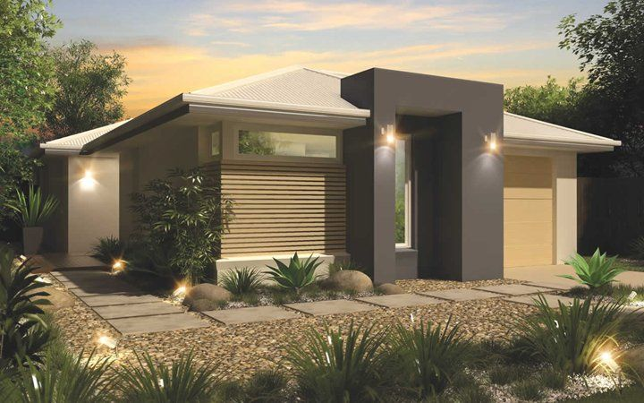 Front Garden Ideas Queensland metricon home designs: the turin vogue facade. visit www