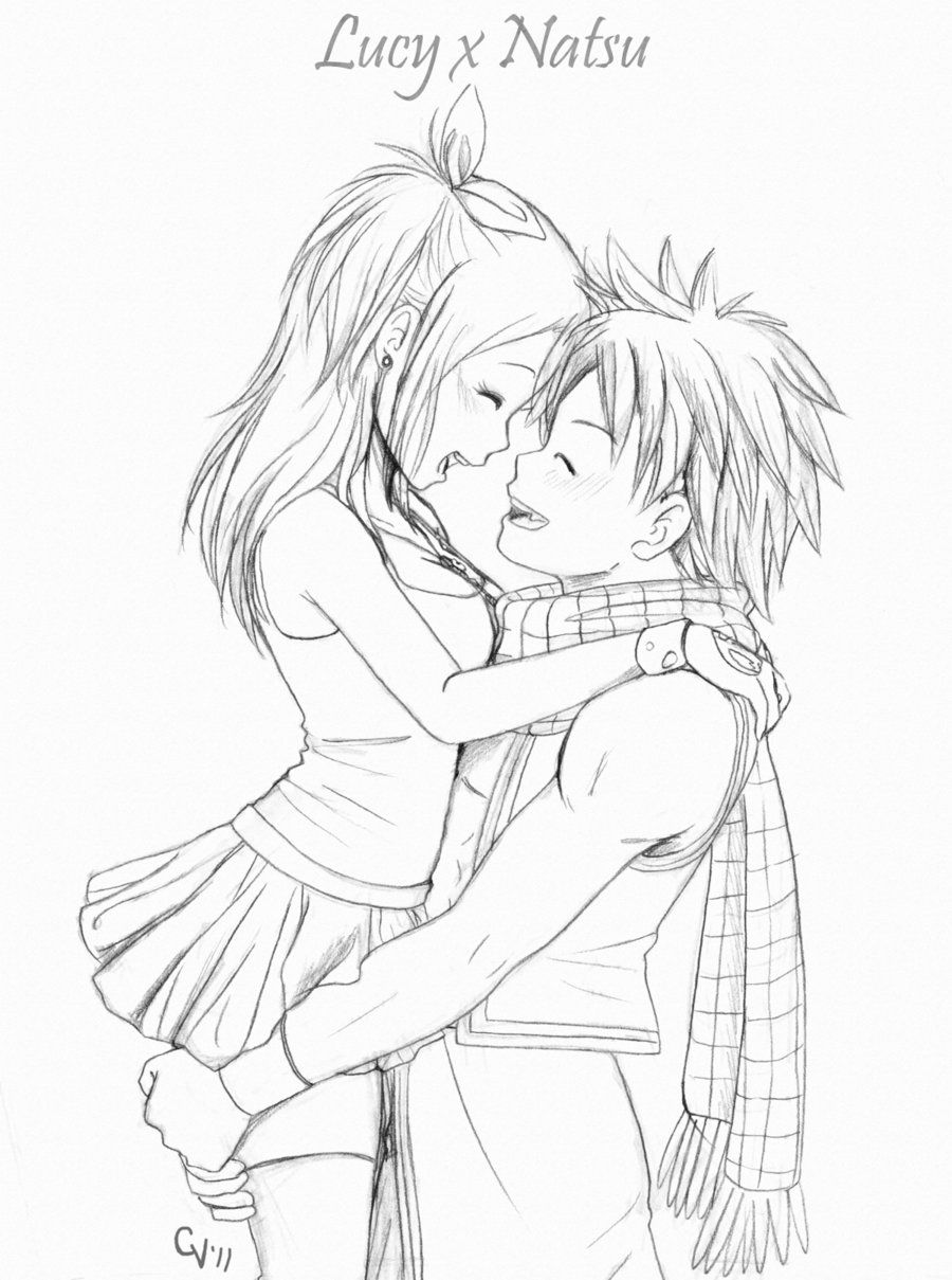 Cute anime couple drawing anime couple hugging drawing anime couple hugging drawings in pencil