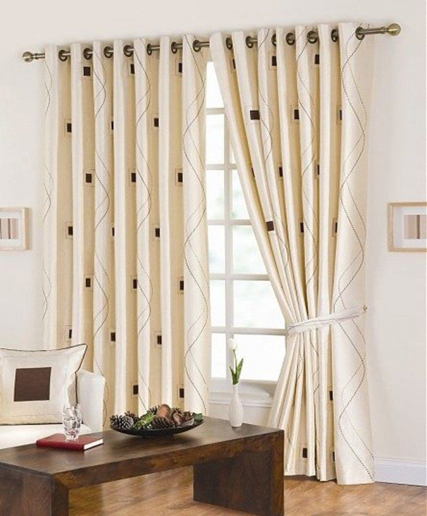 Design Curtain For Living Room Luxury Appealing Modern Cur