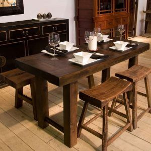 Skinny Dining Room Table Sets  Httpbehoovenpress New Slim Dining Room Tables Review