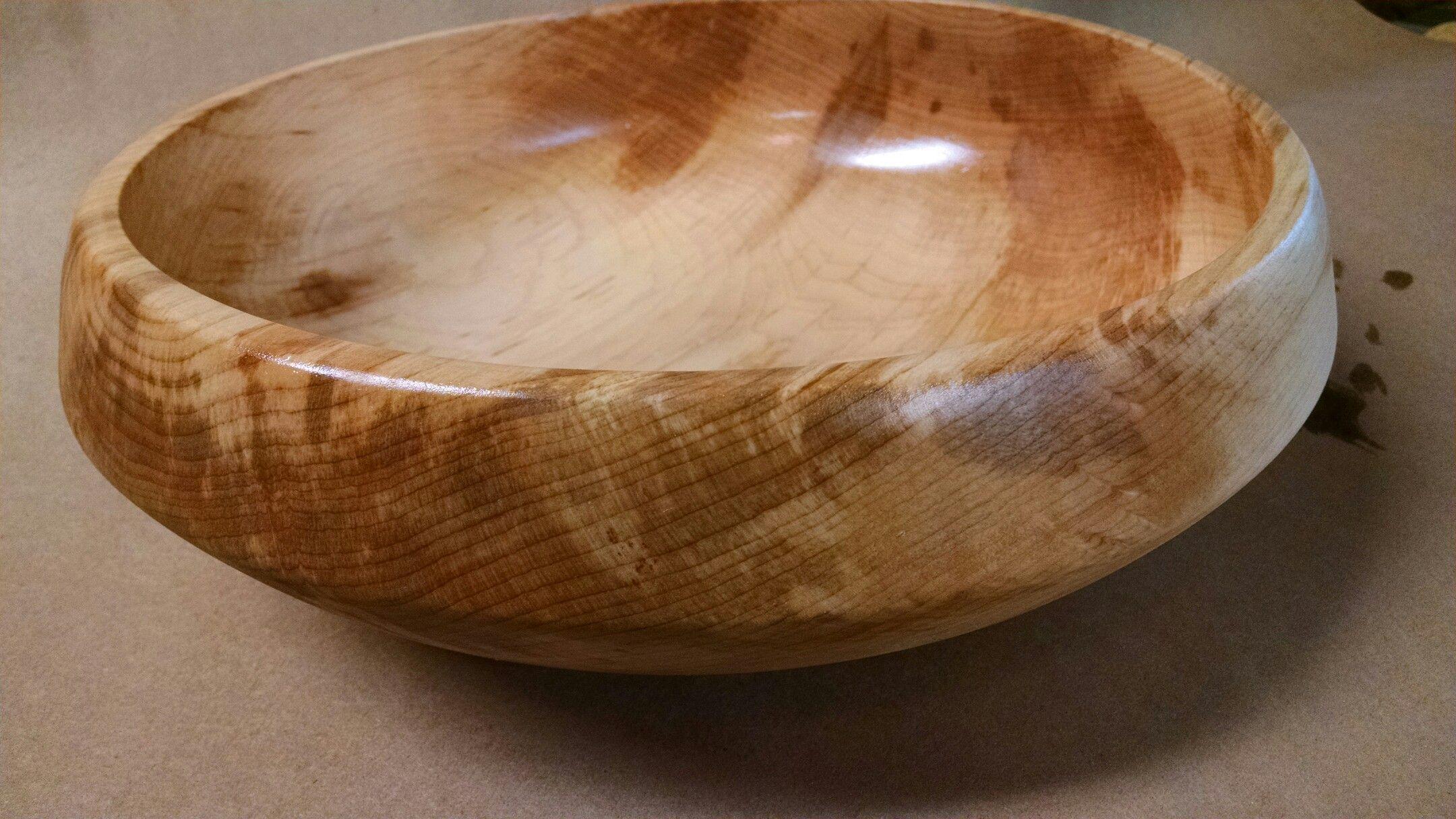 Wood Bowl. 14 Gallery