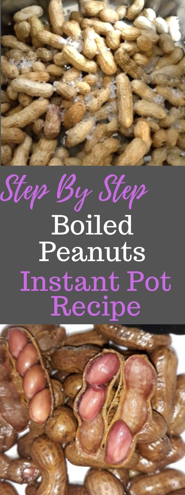 Instant Pot Southern Boiled Peanuts Recipe