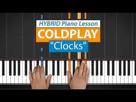 "How To Play ""Clocks (Updated)"" by Coldplay 