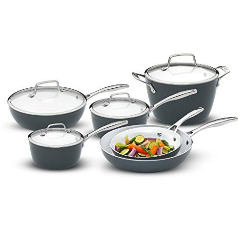 Bialetti Aeternum Signature 7308 10 Piece Cookware Set | Kitchen ...