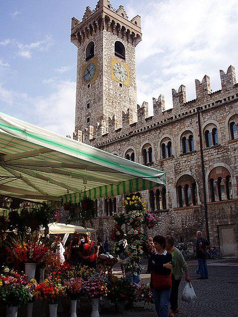 Mercado de Trento