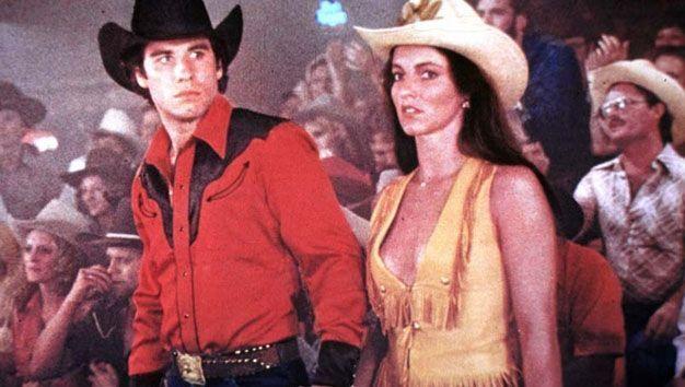 Pin By Becca Davis On Cowgirl Urban Cowboy Movie Urban Cowboy Urban Cowboy Style