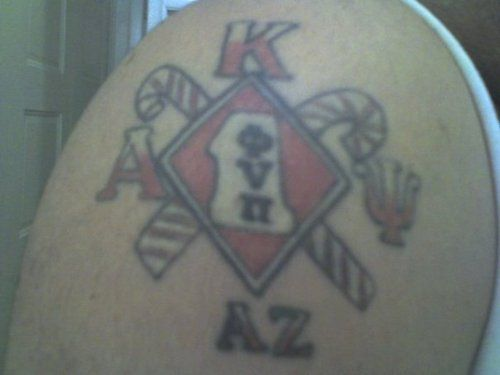 Kappa Alpha Psi Fraternity Inc Tattoo Picture At Checkoutmyink