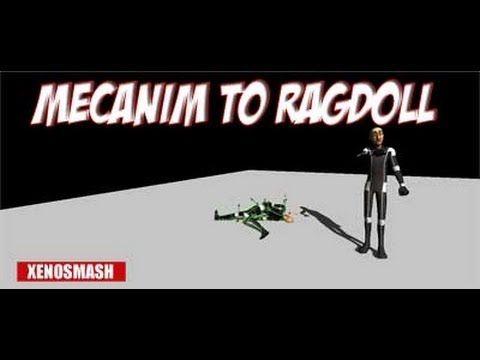 Mecanim to Ragdoll in Unity 3d - Xenosmash | Media | Unity