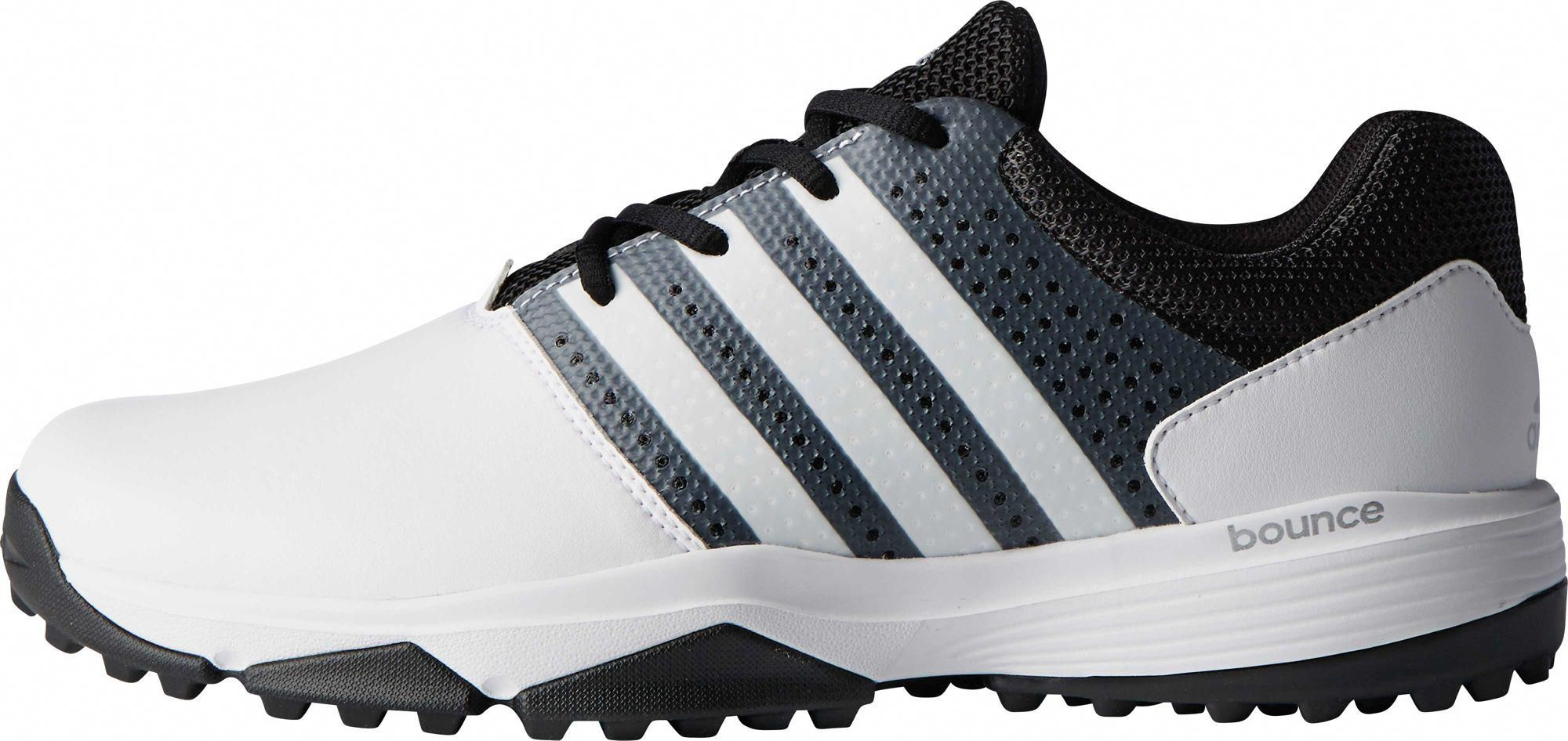 "best sneakers 63216 79b8b adidas Mens 360 Traxion Golf Shoes, Size 9.5, White ""mensgolfshoes"""