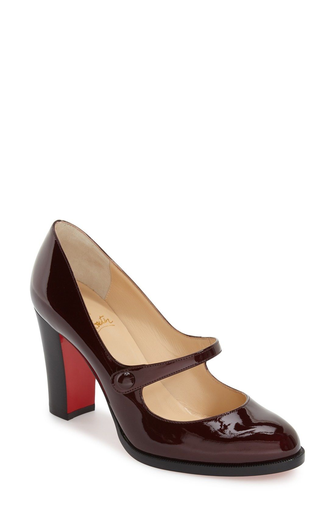 Louboutin Mary Jane