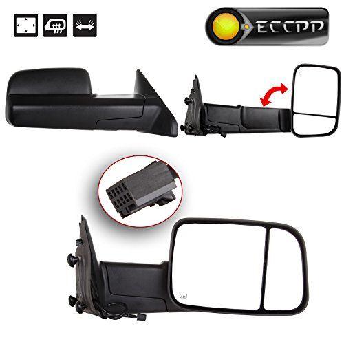 eccpp towing mirrors for 2009 12 ram 1500 pickup side view power rh pinterest com 2010 dodge ram 1500 manual book 2010 dodge ram 1500 repair manual pdf