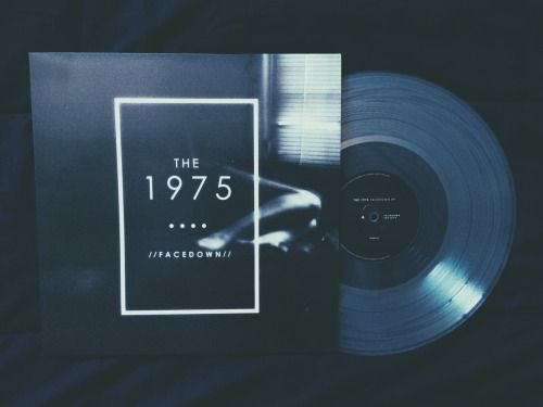 Fukwithpizza The 1975 Facedown The 1975 Vinyl Music Music Albums
