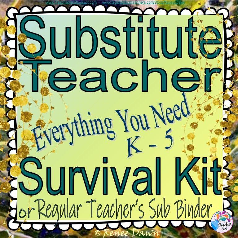 Substitute Teacher Ultimate Guide