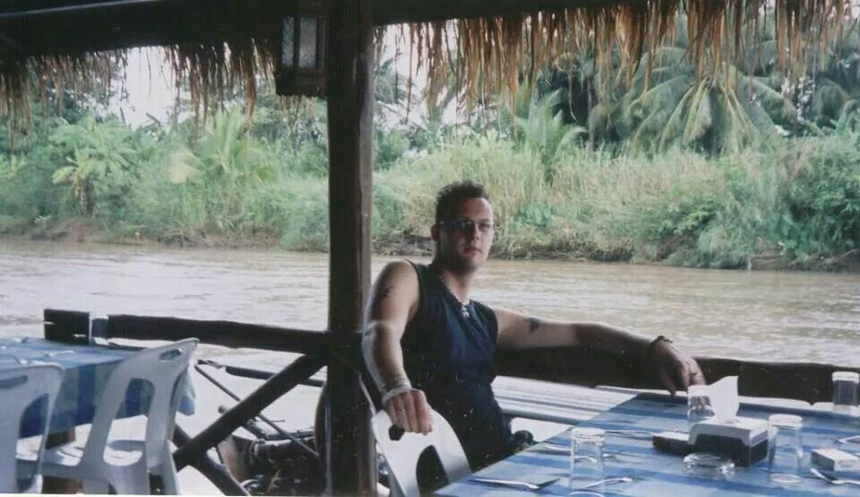 On the River Kwai, Thailand