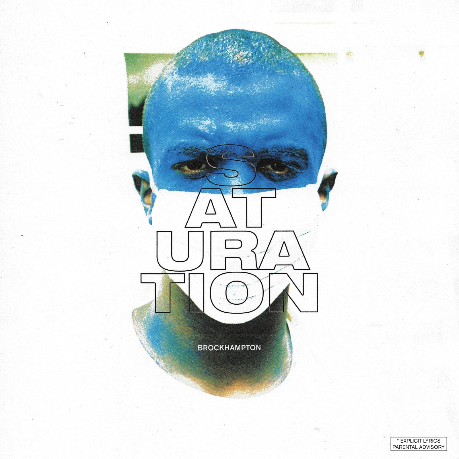 "Brockhampton Saturation 3 New Hip Hop Rap Album Cover Poster 20×20 24×24/"" 32×32/"""