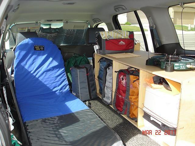 Suv Microcamper Car Camping Pinterest Van Life Rv Campers