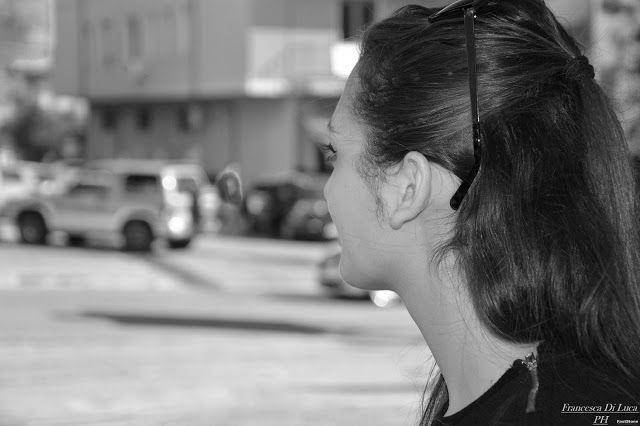 Francesca Di Luca: Sguardi distanti.