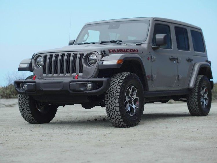 Five Things You Need To Know About The 2019 Jeep Wrangler S