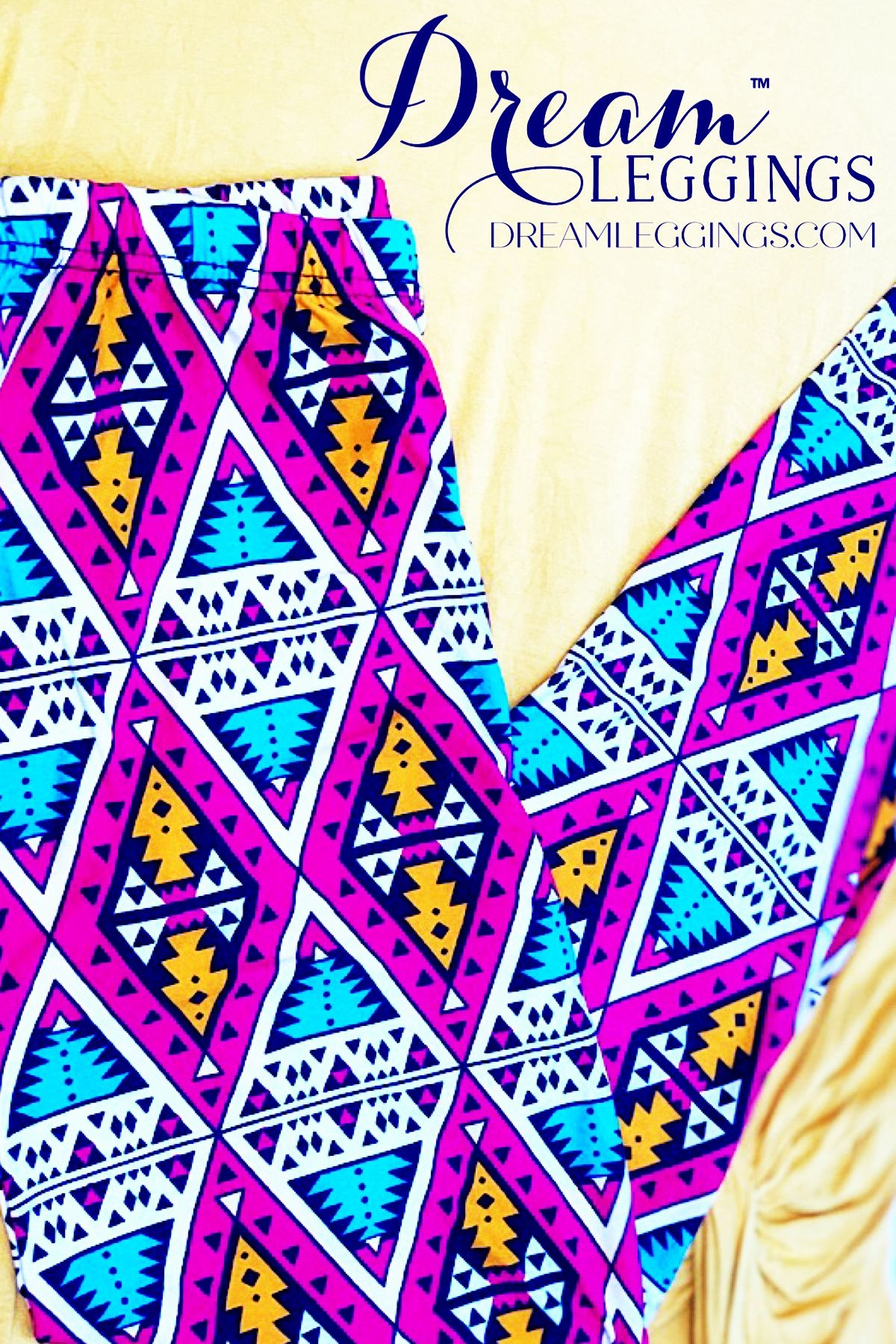 Tribal Leggings By Dream Leggings