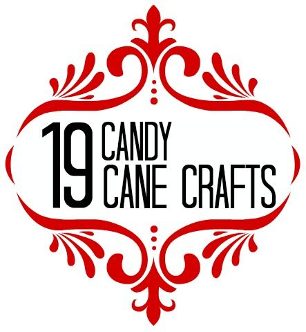 19 peppermint and candy cane crafts candy cane crafts for Candy cane crafts for adults