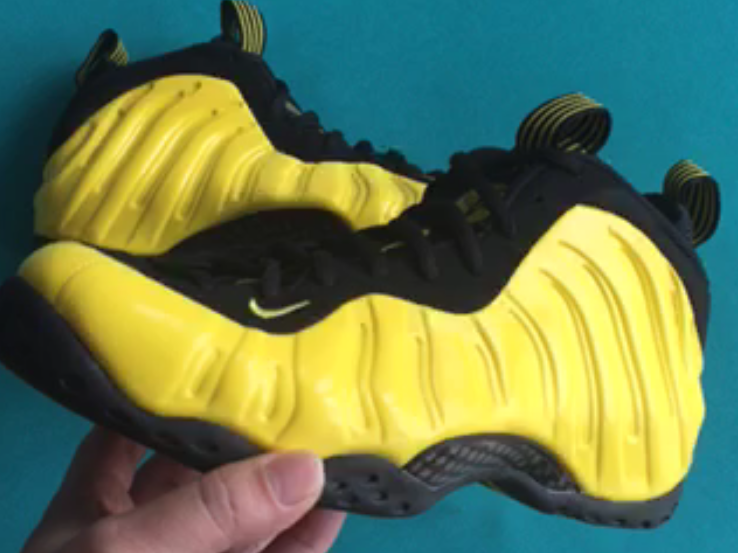 check out b5b82 efcb8 First Look At The Nike Air Foamposite One Wu-Tang