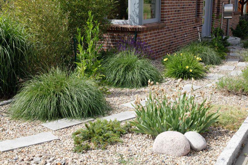 kiesbeet anlegen Google Suche Gartenwelt Garden landscaping, Garden und Gravel garden ~ 16093705_Gartengestaltung Ideen Pflanzen