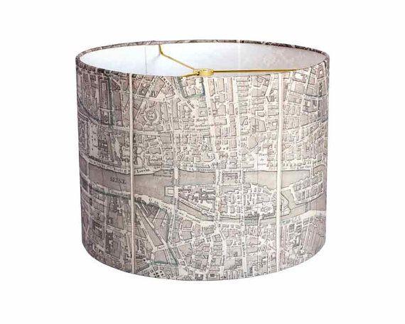 Lamp Shade, 14 Inch Lamp Shade Linen