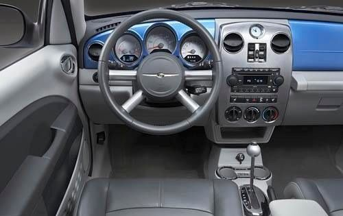 2009 Chrysler Pt Cruiser Limited Interior