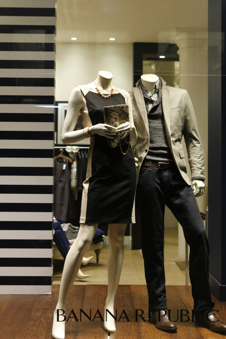 WindowsWear | Banana Republic, New York