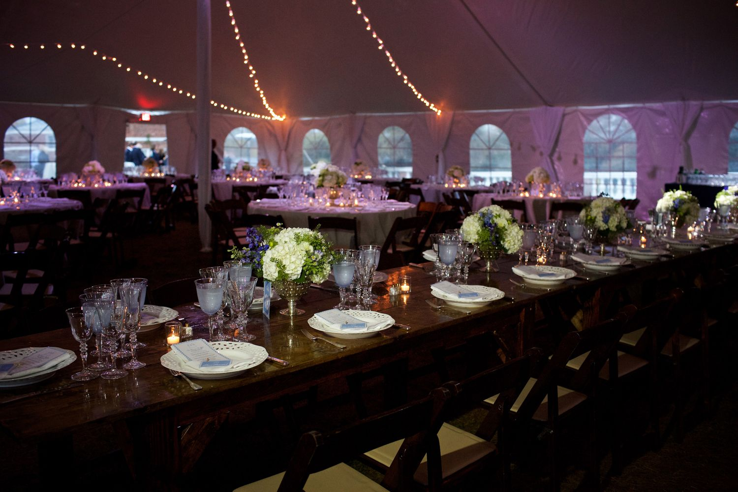 Head Table for Two at Outdoor Wedding | Outdoor wedding ...  |Outdoor Wedding Reception Head Table
