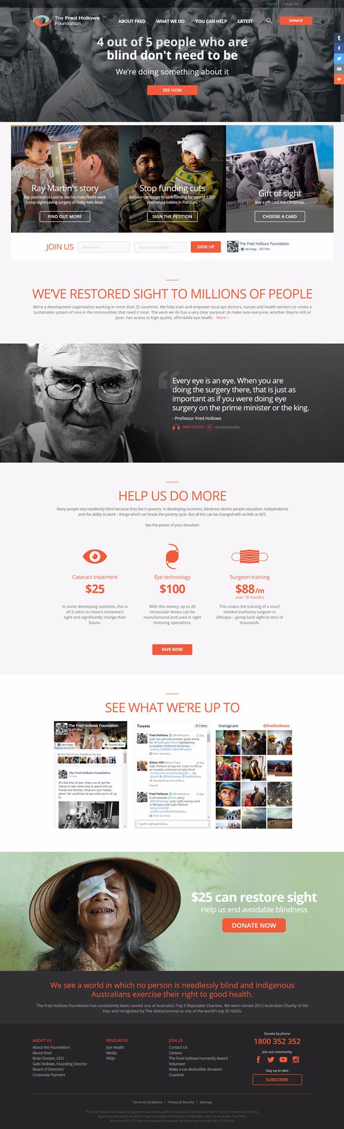 35 Best Charity And Non Profit Websites Inspiration Designyep Charity Charity Websites Website Design Inspiration