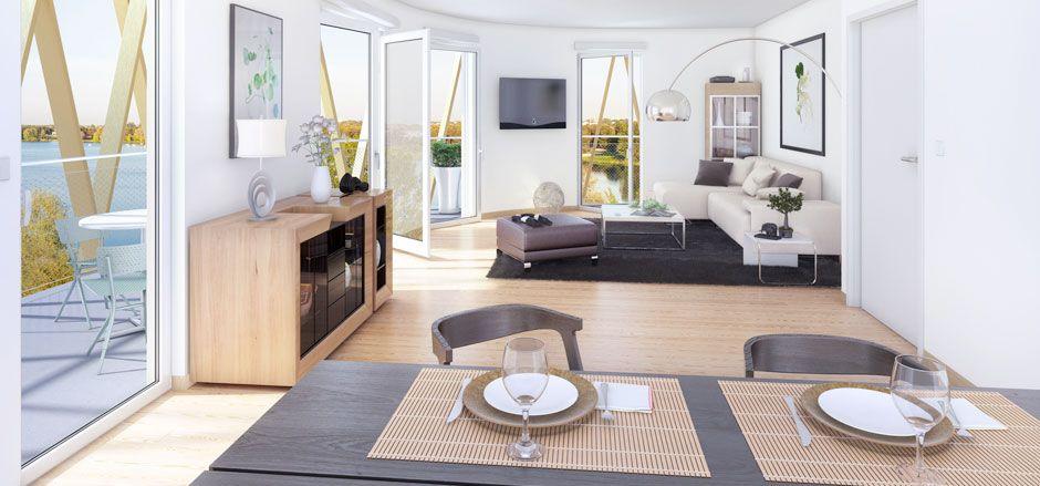 Epargne Pierre à Bordeaux, programme Ginko Orion Investir en