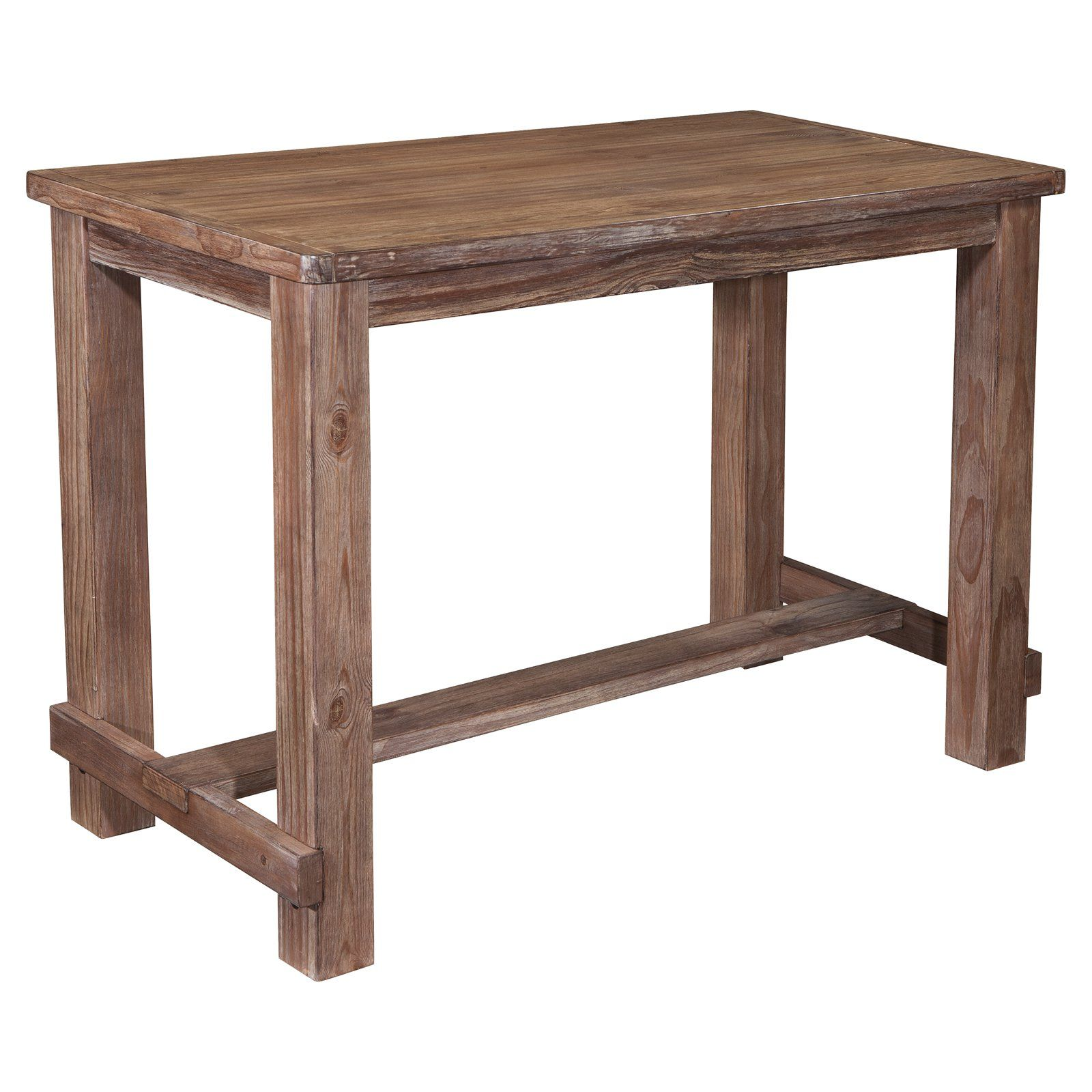 Signature design by ashley pinnadel dining bar table d