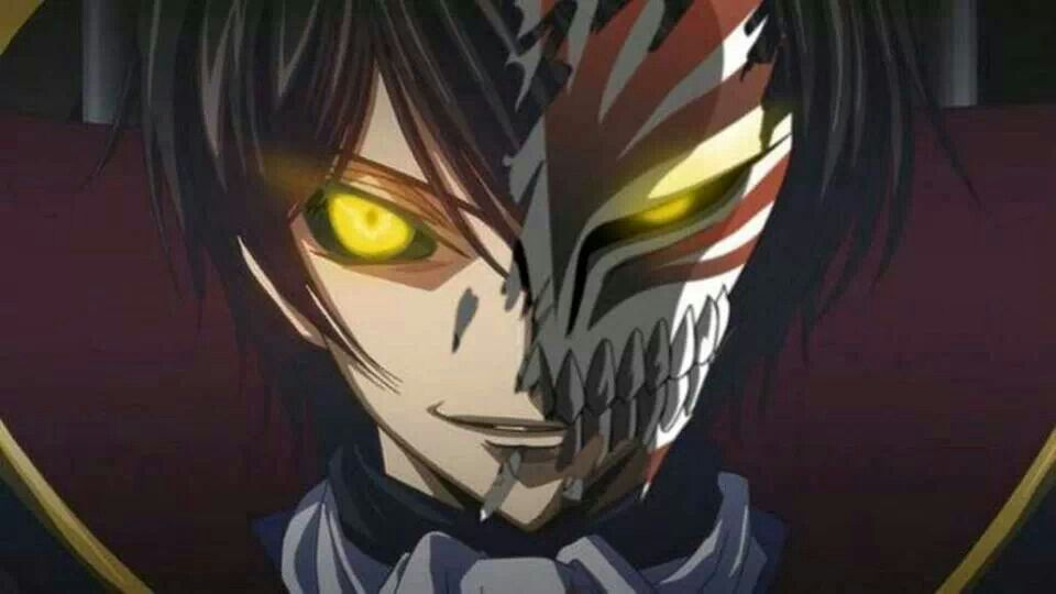 Oh shit Hallow Lelouch vi Britannia #CodeGeass X #Bleach ...