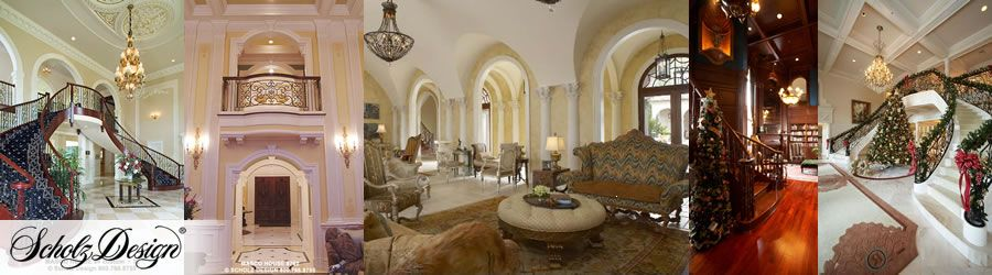 scholz interiors | LUXURY House & Home Floor Plans | Rooms for ...
