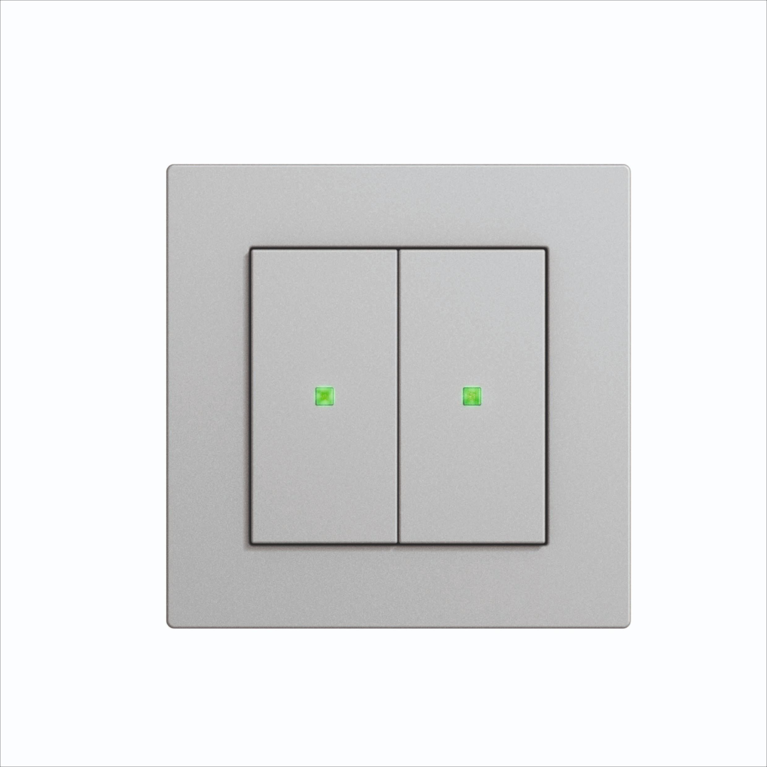 Classic Control Of Smart Technology Gira Knx Button In 2020 Night Light Smart Home Solutions