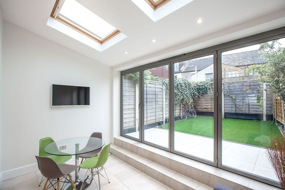 Single Storey Kitchen Extension From Lu0026E (Lofts And Extensions) In  Teddington   Don