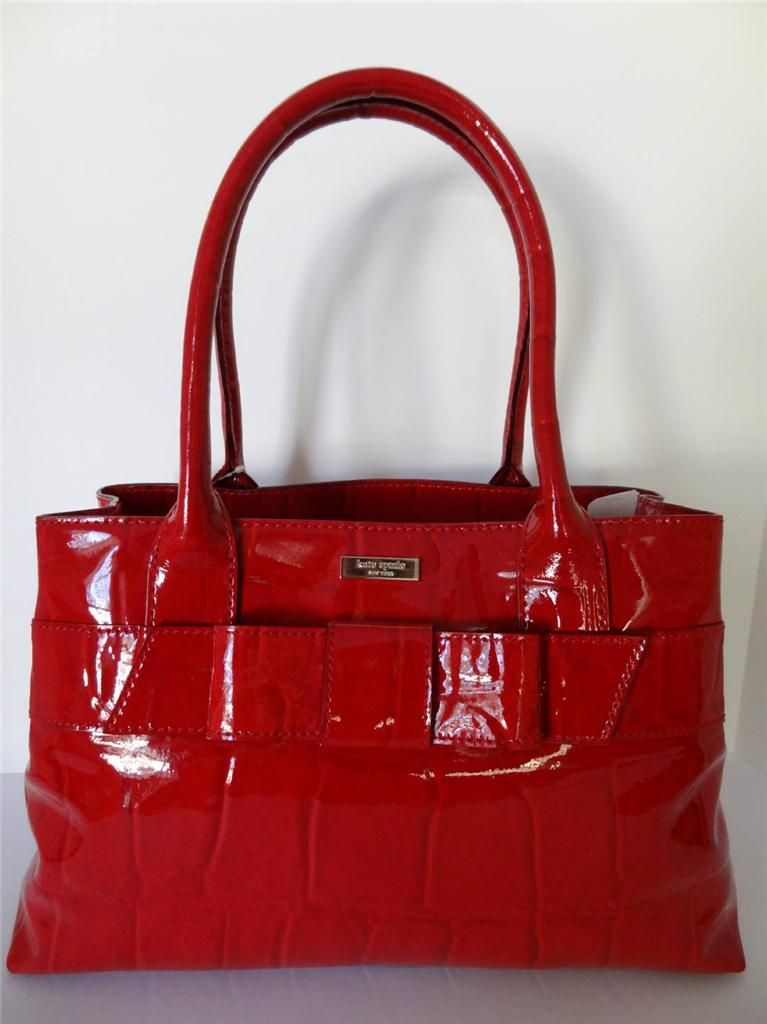 Onswole Red Patent Leather Purse 01 Cutepurses Kate Spade