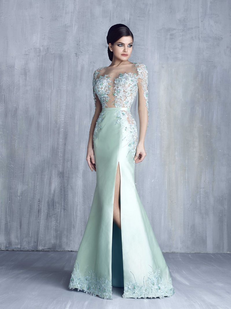 Tony Chaaya Evening Dresses 2016 Collection | WALK IN CLOSET ...