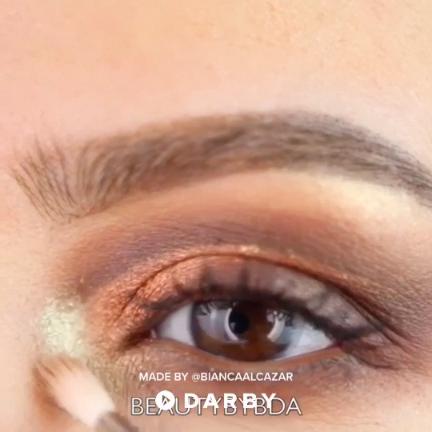 gorgeous natural eye makeup tutorial