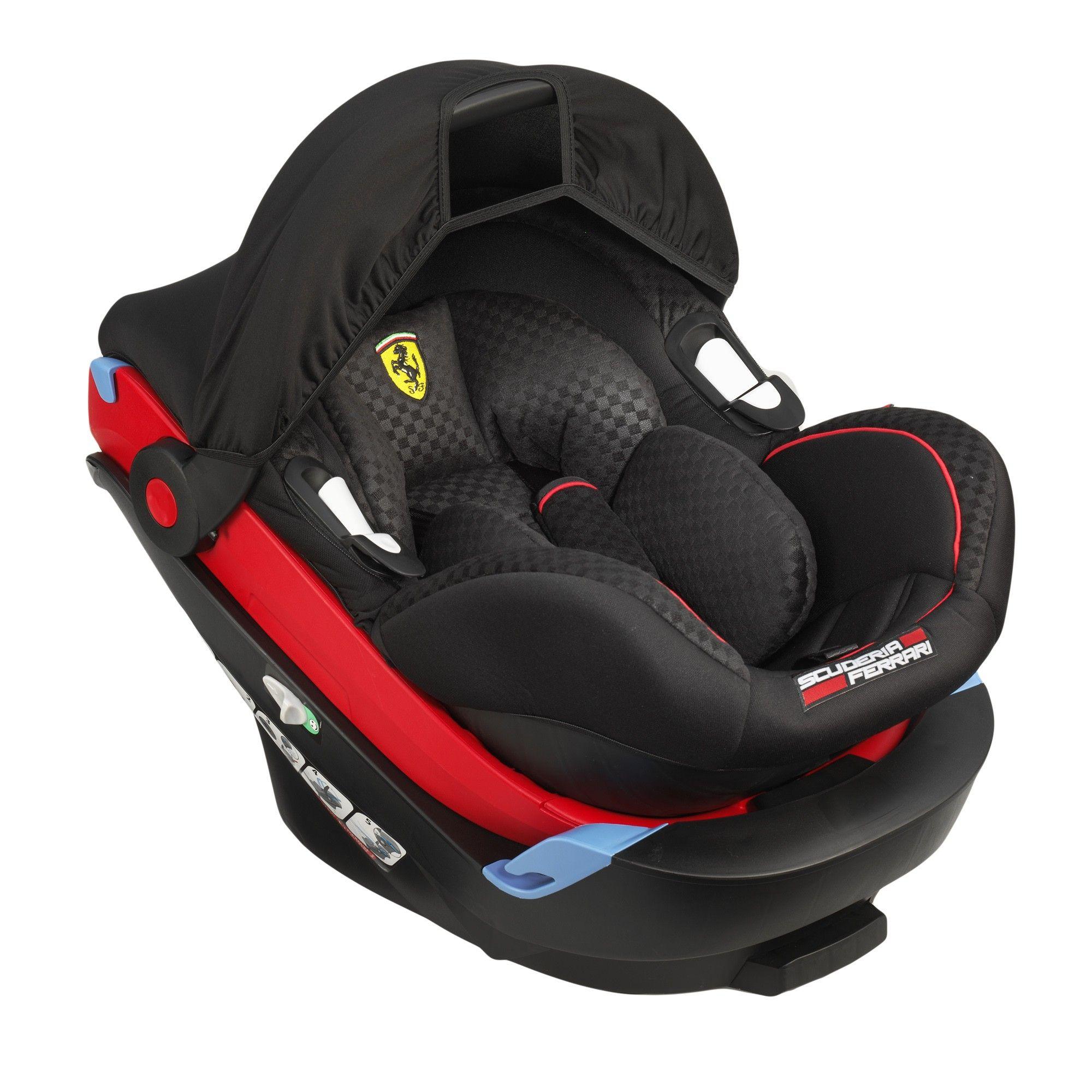 Ferrari Store Ferrari Migo Satellite Child Car Seat Shopping