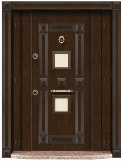Juvante offers a range of wooden doors in Nigeria made of steel and