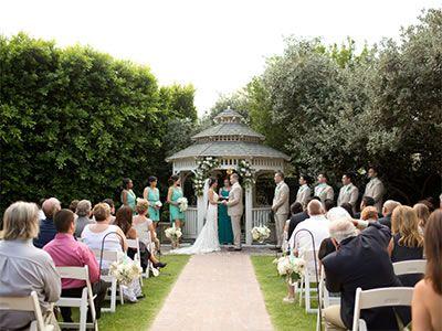 Weddings At Christmas House Outdoor Weddings Rancho ...