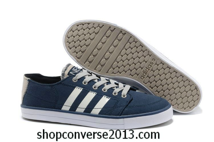 20% off Shop Adidas NEO BB Low Grey Dark Blue White G53387 again By Western