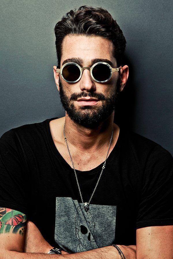 Mens Round Frame Glasses : mykita sunglasses for men, round frame Round Glasses ...