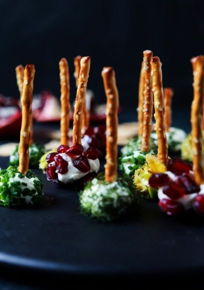 and with a mouth in the mouth: These ingenious food pop recipes make you a party goddess -  Colorfu