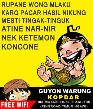 Gambar Lucu Bahasa Jawa Kartun Wayang Gambar Lucu Bahasa Jawa