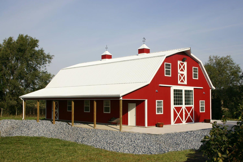 Astro Buildings Visualizer Building a pole barn, Barn