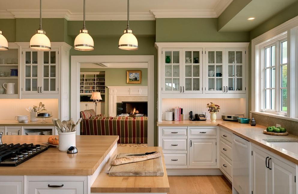 couleurs tendance 2015 cuisine et recherche. Black Bedroom Furniture Sets. Home Design Ideas